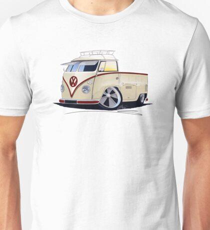 VW Splitty Pick-Up (RB) Unisex T-Shirt