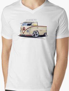 VW Splitty Pick-Up (RB) Mens V-Neck T-Shirt