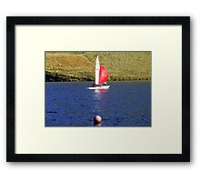 Buoys Toys Framed Print