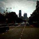 Philadelphia Skyscrapers by SanjayKalyan