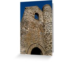 Tin Mine Greeting Card