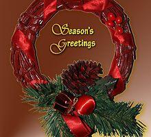 Season's Greetings  by Emazevedo