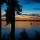 Isle LaMotte Vermont by campbellart