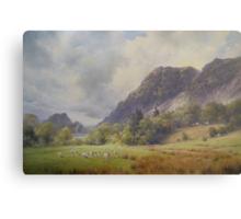 Nr Grange, Cumbria Canvas Print