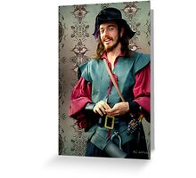 The Thief of Hearts Greeting Card