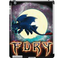 Toothless Dragon Night Fury iPad Case/Skin