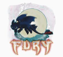 Toothless Dragon Night Fury One Piece - Short Sleeve
