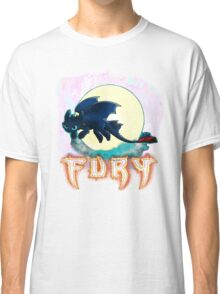 Toothless Dragon Night Fury Classic T-Shirt