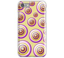 Many Buttons  iPhone Case/Skin