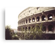 il colosseo -roma-Italy-_quando si parla di grandi monumenti --- Italy --4200 VISUALIZZ.  A GENNAIO 2013- featured italia 500+-RB EXPLORE 22 NOVEMBRE 2011--- Canvas Print