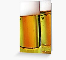"""Kölsch"" - Fine Beer of Cologne Greeting Card"