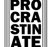 Procrastination by Kiipleny