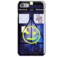 Sherlock Holmes Harry Potter Doctor Who iPhone Case/Skin