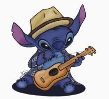 Stitch as MRJ Kids Tee