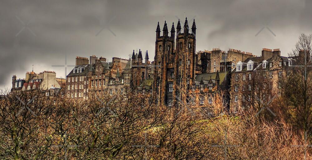 New College by Tom Gomez