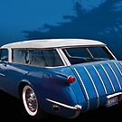 54 Nomad Corvette Concept by Bill Dutting