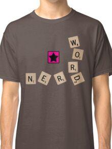 Word Nerd Classic T-Shirt
