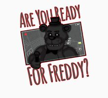 Five Night at Freddy Quotes Unisex T-Shirt