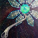 Eco-stellar - Transmissions (Color) by Christopher Boscia