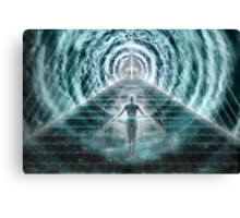 Vision of the Light  Canvas Print