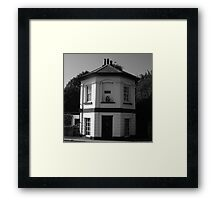 The Old Toll House Framed Print