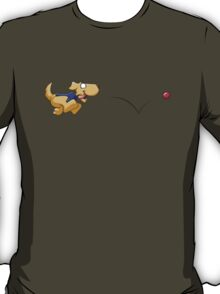 Seaver the Wonder Dog - The Chase T-Shirt