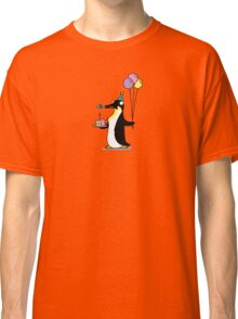 Party Time Penguin Classic T-Shirt