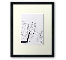 PDD - 2011/11/06  Framed Print