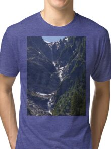 Avalanche Circle Of Trees  Tri-blend T-Shirt
