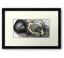 Fractal Dreams #3 Framed Print