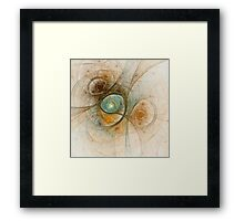 Fractal Dreams #4 Framed Print