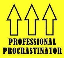 Professional Procrastinator by Kiipleny