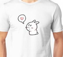 but I love you Unisex T-Shirt