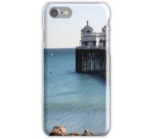 Malibu Pier2... iPhone Case/Skin