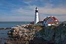 Portland Head Light II by PhotosByHealy