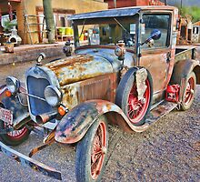 Old Trucks Never Die VI by HDTaylor