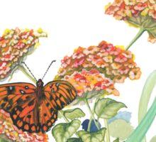 Soaring Wings Sticker