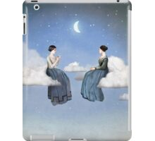 Wind, Clouds and Tea iPad Case/Skin
