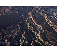 Mountain Abstract III Photographic Print