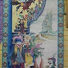 Opening of Scallyart - Mural on wall by scallyart
