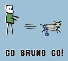 Go Bruno Go! T-Shirt
