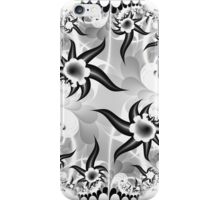 Monochrome Fractal iPhone Case/Skin