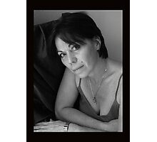 PORTRAIT PHOTO #4 Photographic Print