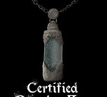 Certified Powder Keg Badge Hunter - Bloodborne by Tempest-Arts