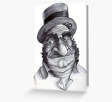 Mister Creed Greeting Card
