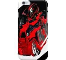 Hot Rod Melt Down iPhone Case/Skin
