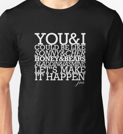 JRA - By Chance (Dark Shirts) Unisex T-Shirt