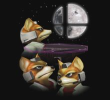 20XX: Three Fox Moon by Banobo