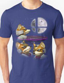 20XX: Three Fox Moon T-Shirt