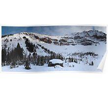 Highwood Rockies  Poster